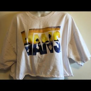 Vans shirt vintage xlarge